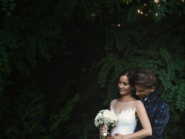 La boda de Jon y Mónica en Vilanova Del Valles, Barcelona 2