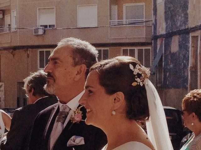 La boda de Pedro y Anabel en Sax, Alicante 3