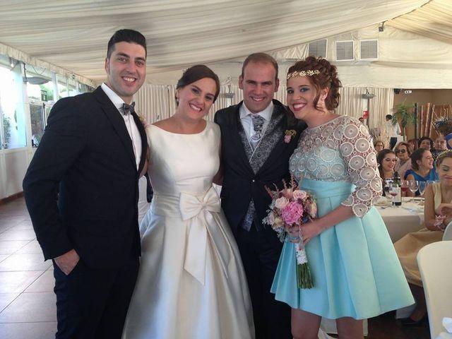 La boda de Pedro y Anabel en Sax, Alicante 4