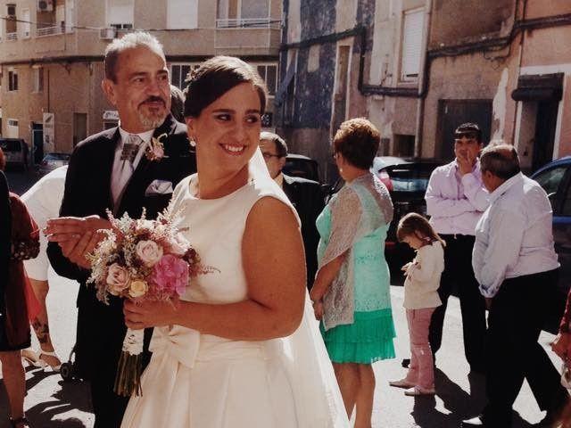 La boda de Pedro y Anabel en Sax, Alicante 5