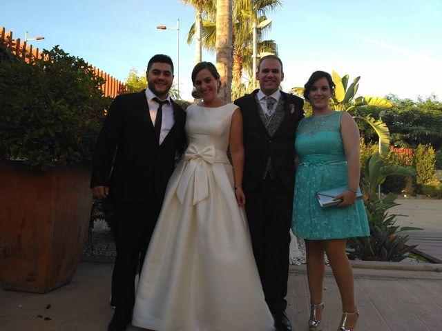 La boda de Pedro y Anabel en Sax, Alicante 6