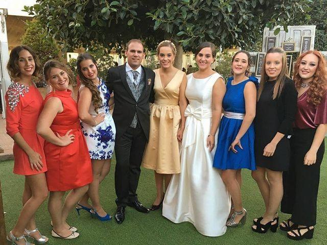 La boda de Pedro y Anabel en Sax, Alicante 7