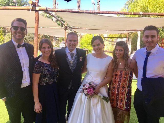 La boda de Pedro y Anabel en Sax, Alicante 8