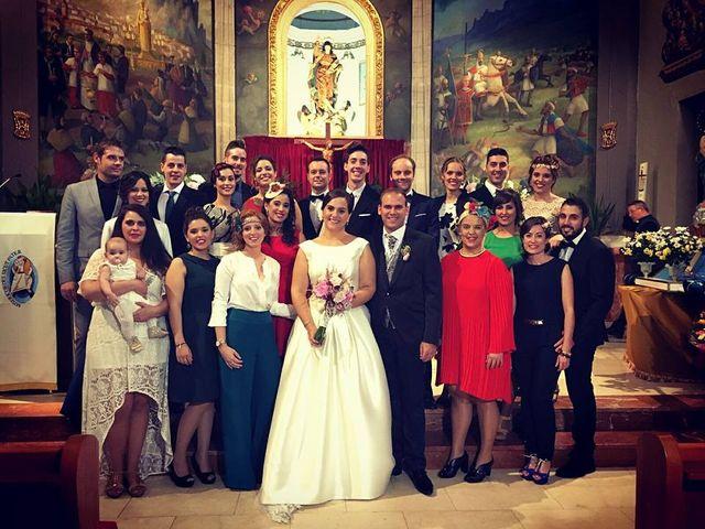 La boda de Pedro y Anabel en Sax, Alicante 11