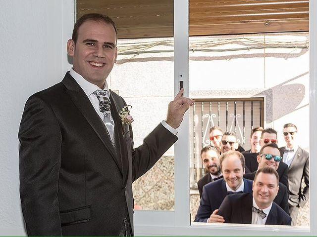 La boda de Pedro y Anabel en Sax, Alicante 2