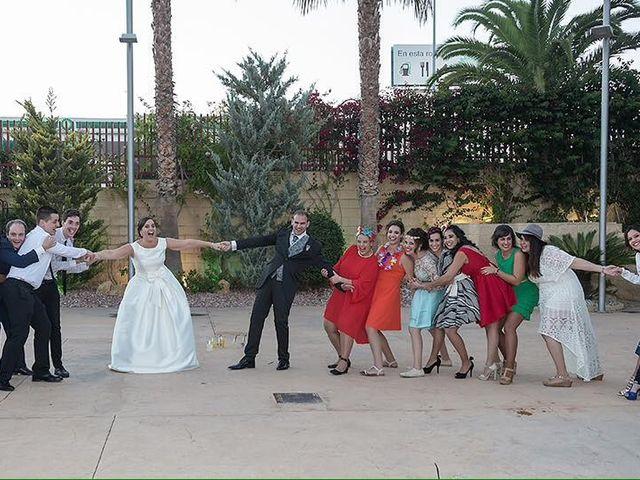 La boda de Pedro y Anabel en Sax, Alicante 12