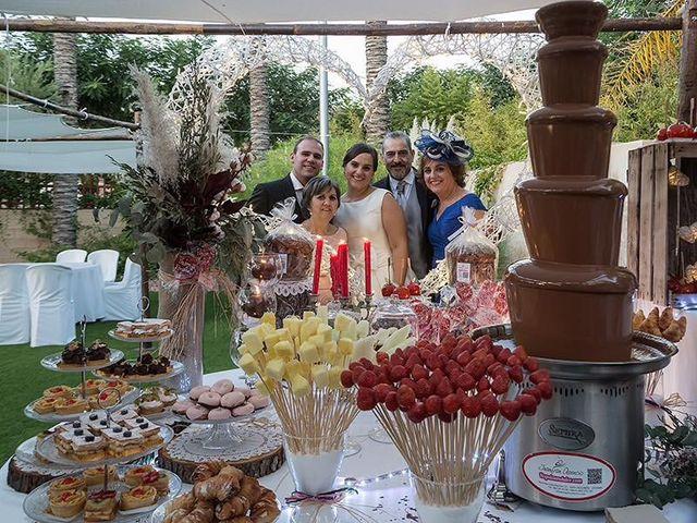 La boda de Pedro y Anabel en Sax, Alicante 13