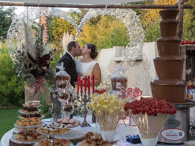 La boda de Pedro y Anabel en Sax, Alicante 14