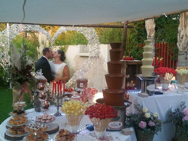 La boda de Pedro y Anabel en Sax, Alicante 15