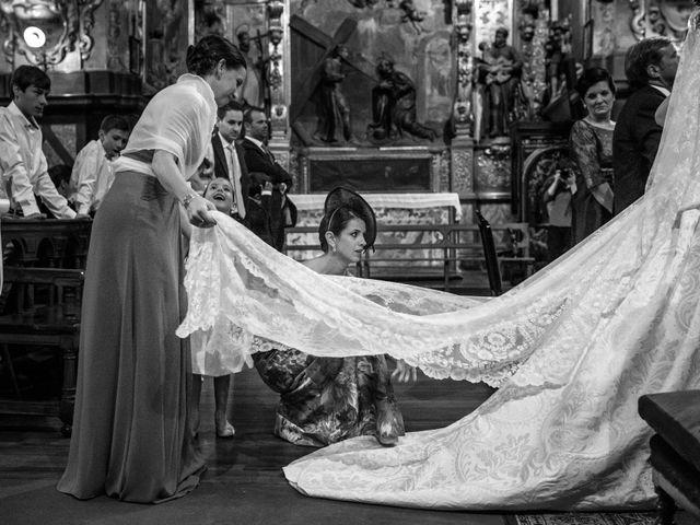 La boda de Pablo y María en Zaragoza, Zaragoza 33