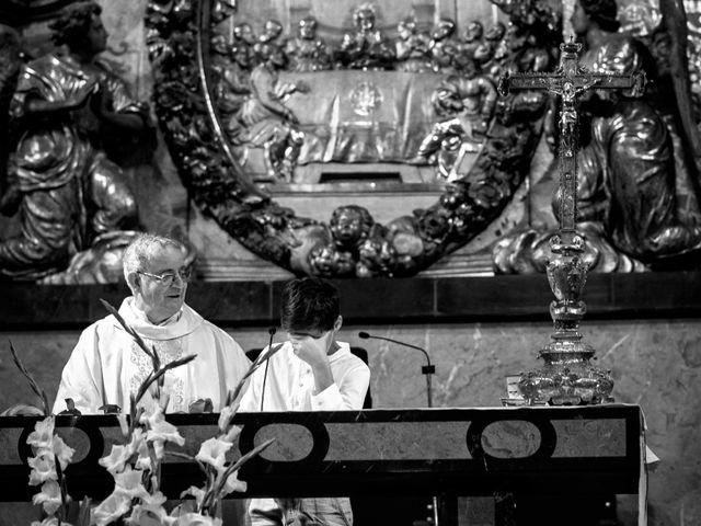 La boda de Pablo y María en Zaragoza, Zaragoza 35