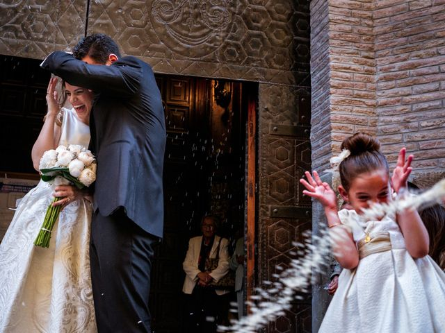 La boda de Pablo y María en Zaragoza, Zaragoza 37