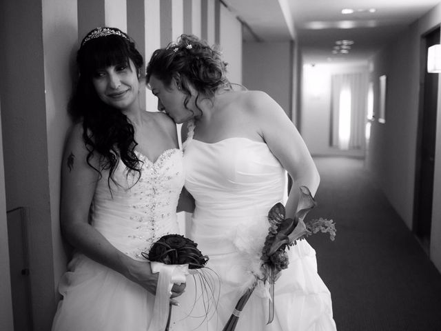 La boda de Irune y Patricia