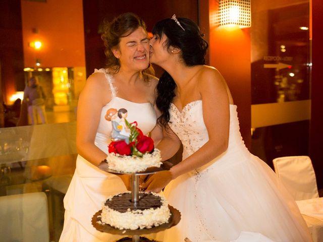 La boda de Patricia y Irune en Bilbao, Vizcaya 21