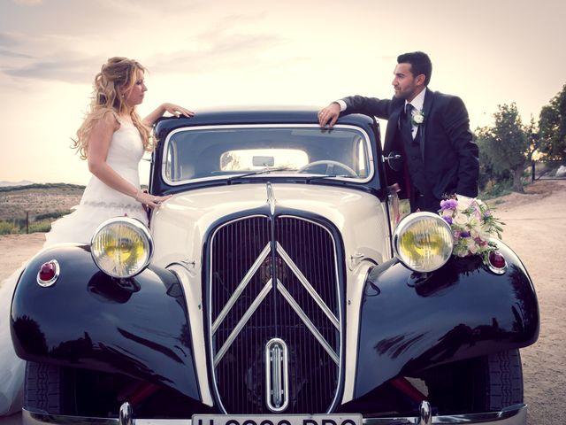 La boda de Soraya y Kemal
