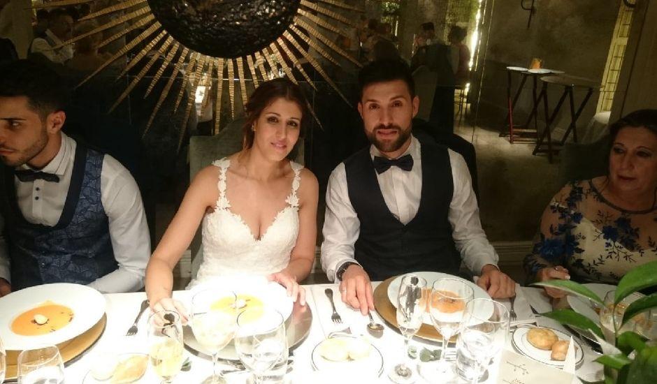 La boda de Miguel  y Vero en Parla, Madrid
