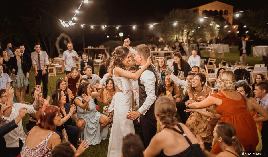 La boda de Guillem y Jessi en Pontos, Girona