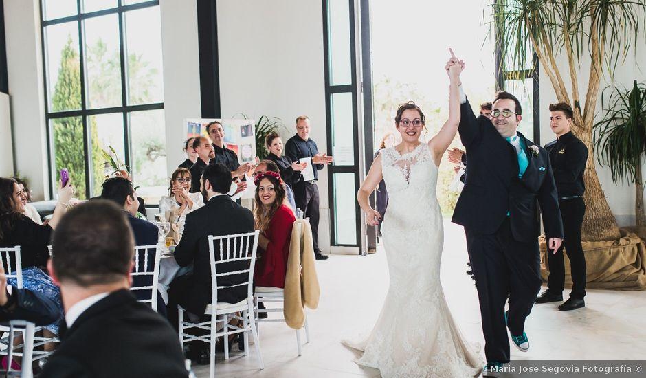 La boda de Alberto y Melani en Vila-real/villarreal, Castellón