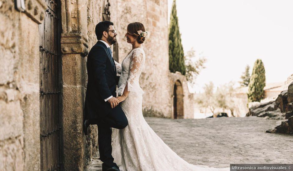 La boda de Miguel Ángel y Lorena en Trujillo, Cáceres