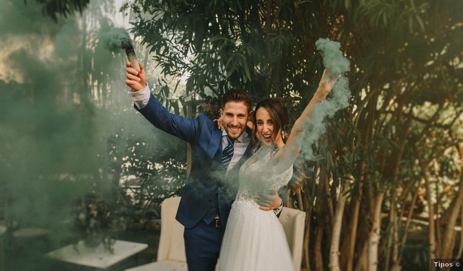 La boda de Martín y Sonia en Elx/elche, Alicante