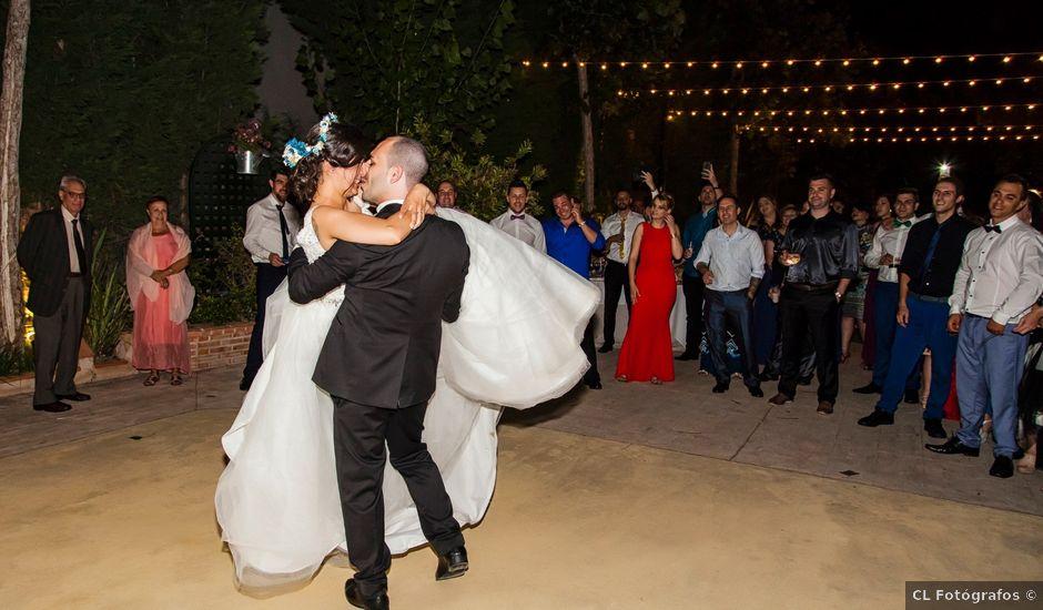 La boda de Mario y Ainhoa en Illescas, Toledo