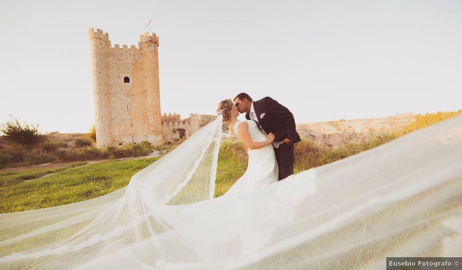 La boda de Juan y Noe en Alcala Del Jucar, Albacete
