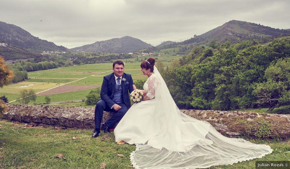 La boda de Clemente y María José en Panes, Asturias