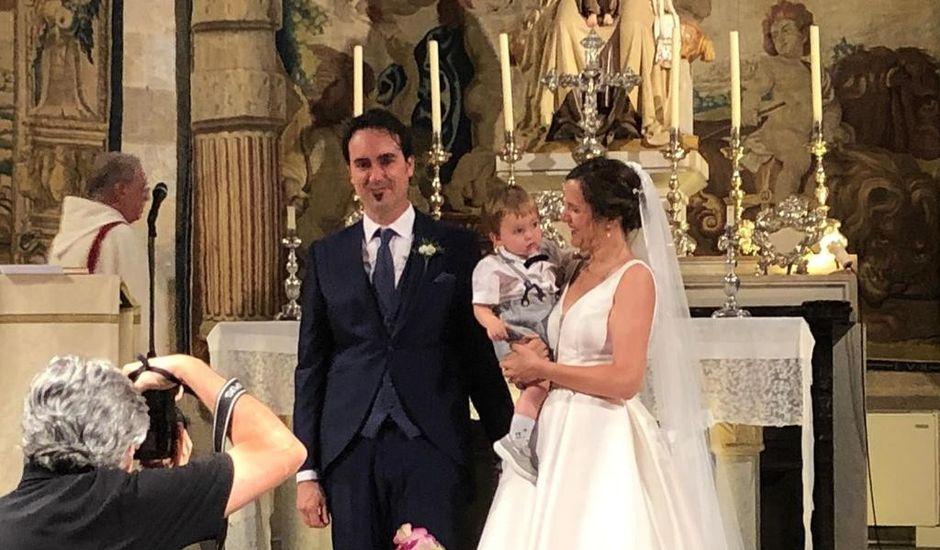 La boda de Silvia  y Xavi  en Peralada, Girona