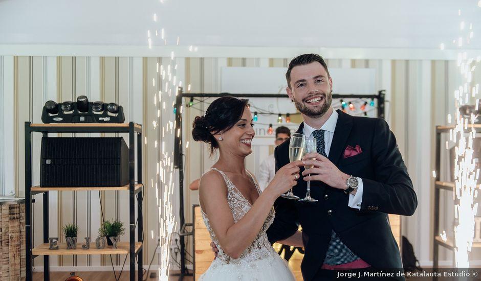 La boda de Thomas y Tamara en Celanova, Orense