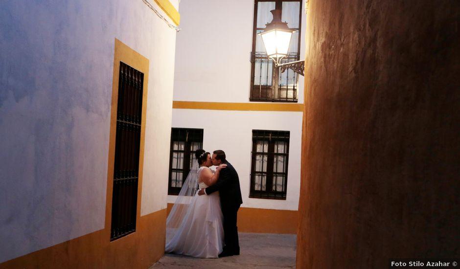 La boda de Samuel y Vanesa en Sevilla, Sevilla