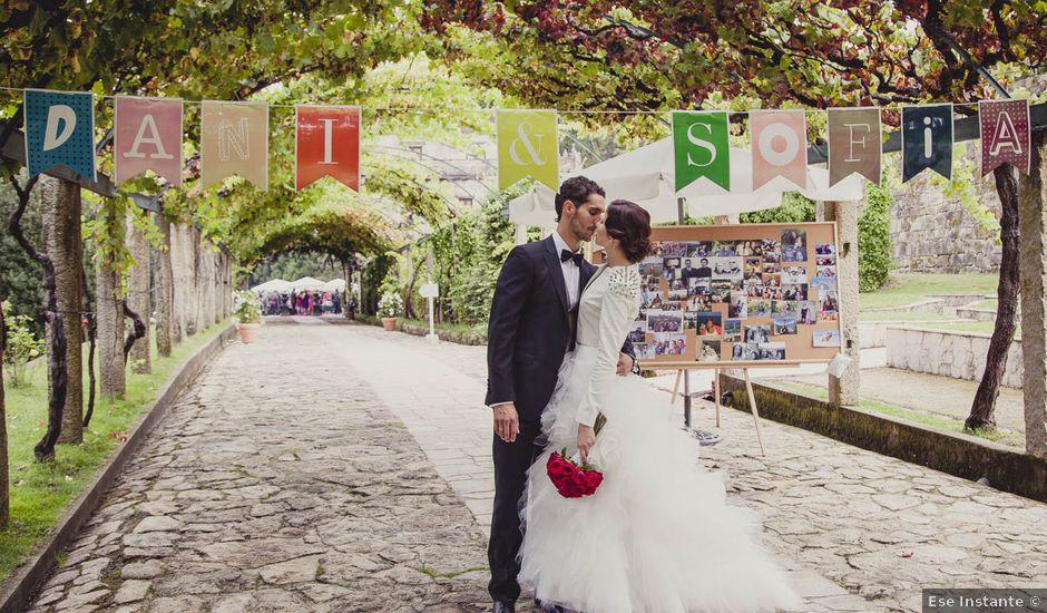 La boda de Dani y Sophie en Redondela, Pontevedra