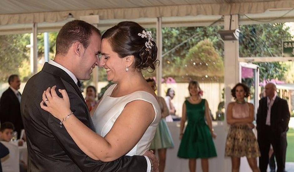 La boda de Pedro y Anabel en Sax, Alicante