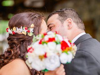 La boda de Janire y Iker