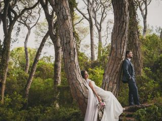 La boda de José y Ana Elisa
