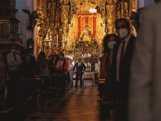 La boda de Irene y Rubén 2