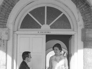 La boda de Luis Alberto y Sabileth 1