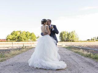 La boda de Laura y Israel 2
