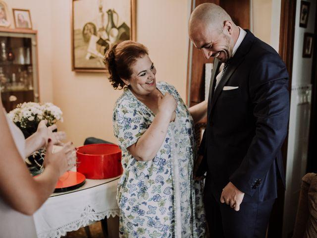 La boda de Javi y Marta en Mijas Costa, Málaga 13