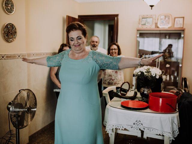 La boda de Javi y Marta en Mijas Costa, Málaga 15