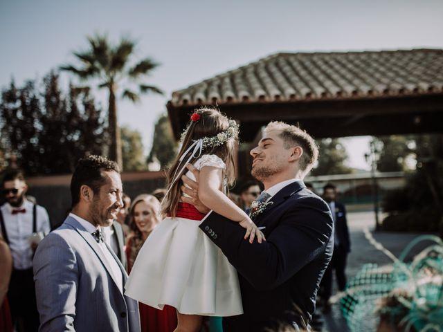La boda de Javi y Marta en Mijas Costa, Málaga 70