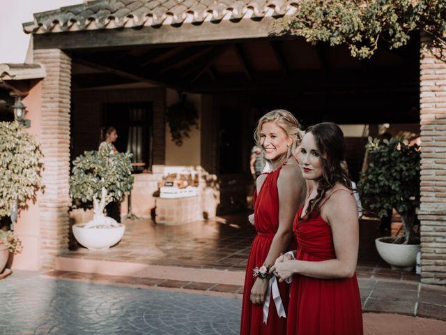 La boda de Javi y Marta en Mijas Costa, Málaga 74