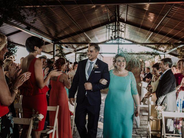 La boda de Javi y Marta en Mijas Costa, Málaga 78