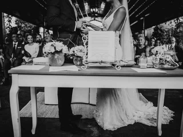 La boda de Javi y Marta en Mijas Costa, Málaga 106
