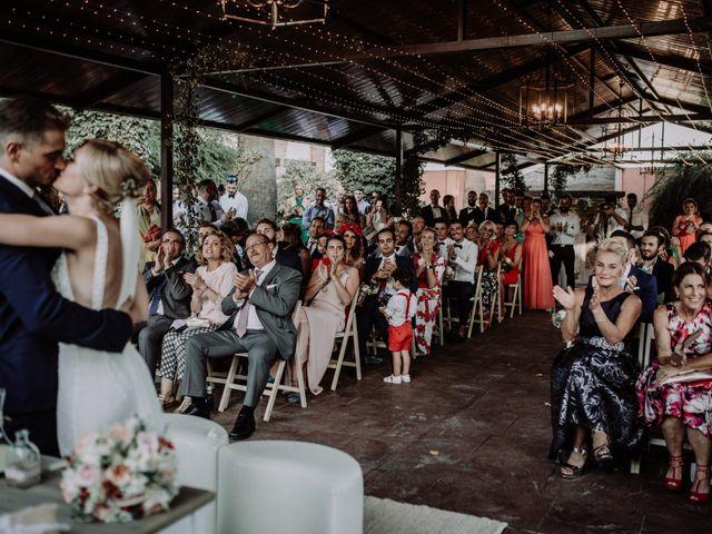 La boda de Javi y Marta en Mijas Costa, Málaga 108