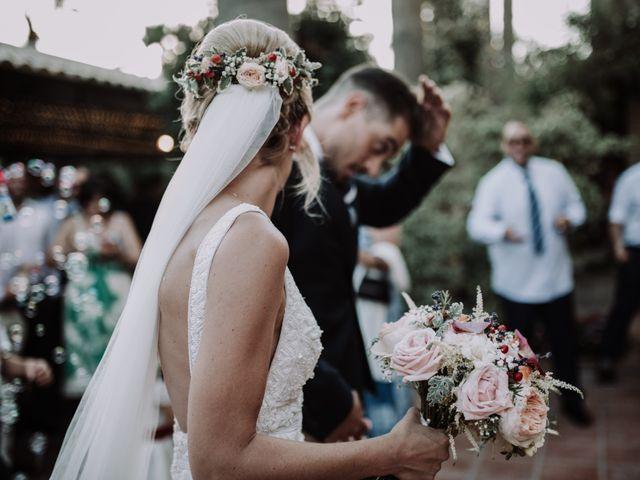 La boda de Javi y Marta en Mijas Costa, Málaga 111