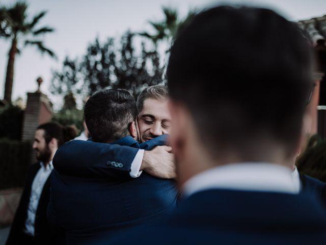 La boda de Javi y Marta en Mijas Costa, Málaga 115