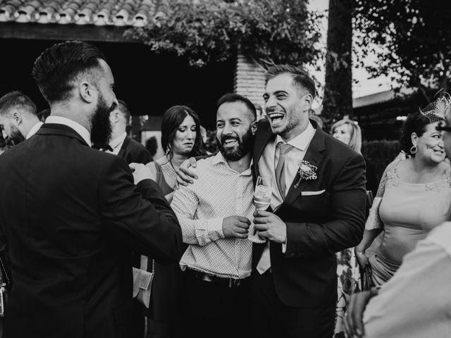 La boda de Javi y Marta en Mijas Costa, Málaga 116