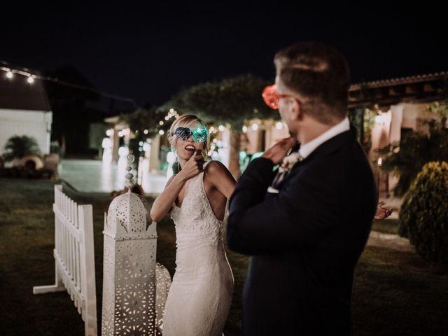 La boda de Javi y Marta en Mijas Costa, Málaga 144