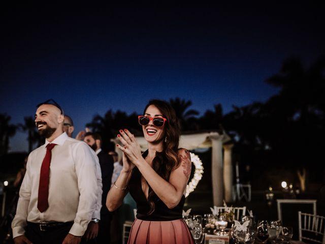 La boda de Javi y Marta en Mijas Costa, Málaga 145