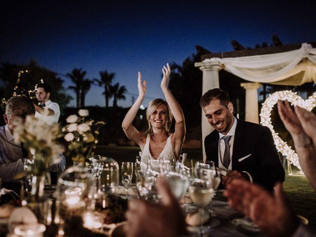 La boda de Javi y Marta en Mijas Costa, Málaga 149